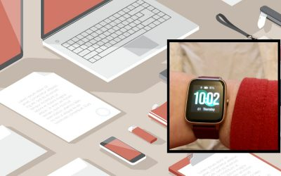The Poor Person's iWatch: Is it Efficient?