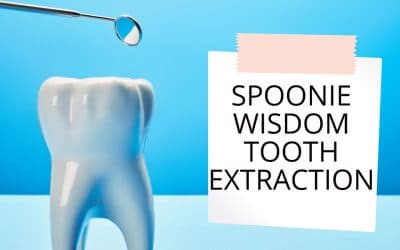 Emergency Spoonie Wisdom Tooth extraction