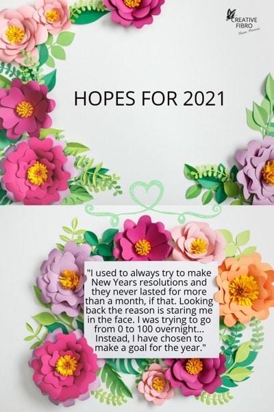 Hopes for 2021 blog Pinterest Graphic