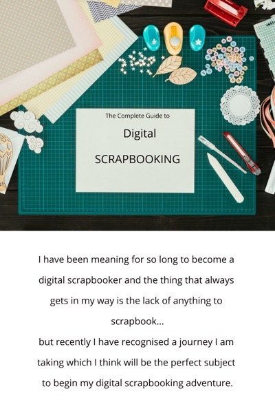 Digital Scrapbooking Blog Pinterest sized Graphic