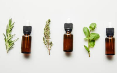Treating pain with Essential Oils