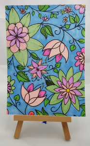 Colorista Exquisite Florals 1