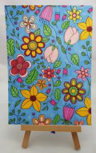 Colorista Exquisite Florals 2