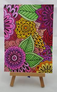 Colorista Exquisite Florals 4